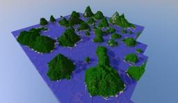 Raja Ampat Minecraft Map & Project