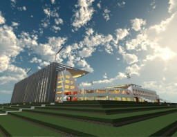 Euganeo Stadium Minecraft Map & Project