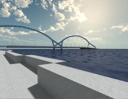 New Bridge Minecraft Map & Project