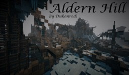Aldern Hill (Nordic City) Minecraft