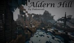 Aldern Hill (Nordic City) Minecraft Project