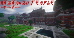 Kazamuzo Temple Minecraft Project