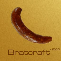 Bratcraft x1500 Minecraft Texture Pack