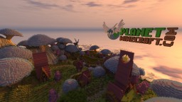 Myplora - Lost Kingdom in the Clouds [PMC Contest] Minecraft Map & Project