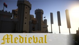 Medieval Fantasy World Minecraft