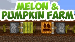 Pistom Worm Melon & Pumpkin Farm