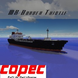MS Border Thistle A minecraft Ship 1:1 replica Minecraft Map & Project