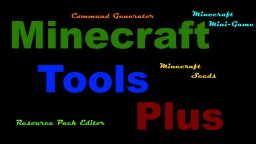 Minecraft Tools Plus
