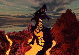Nether Guardian Minecraft Project