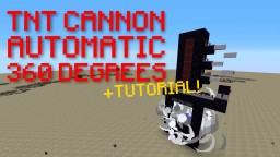 TNT CANNON || Automatic & 360 degrees