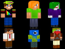 Types Of People At Servers Minecraft Blog