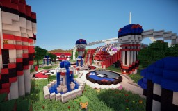 Pokemon Battle Frontier Minecraft Map & Project