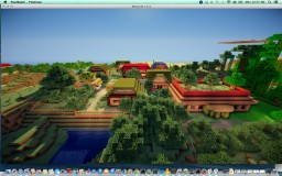 Pokemon Towns Minecraft Map & Project