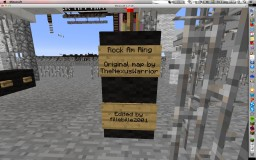 Rock Am Ring 2014 Center Stage Minecraft Map & Project