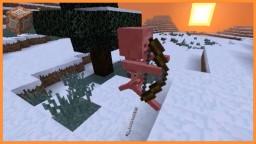Damaged Skeletons Drop Bones [Vanilla Commands] Minecraft