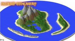 Island birthday giveaway Minecraft Map & Project