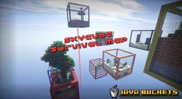 Sky Cubes Survival V 2 [1.7.10 Big Update!] Minecraft Map & Project