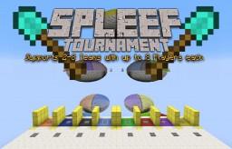 2-8 Teams Spleef Tournament (Vanilla 1.8) Minecraft