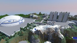 UN Experimental weapons facility Minecraft Project