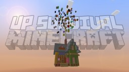 Up Survival Challenge Minecraft Project