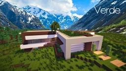 Verde   a contemporary eco-home Minecraft