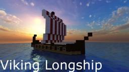 Viking Longship Minecraft Map & Project