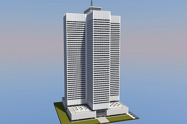 Place Ville Marie AC Minecraft Project