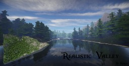 1K x 1K Realistic Valley - test Minecraft Map & Project
