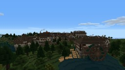 [1.7] Greencove, Northern Capital of the Imperial Empire (unfinished) Minecraft Map & Project
