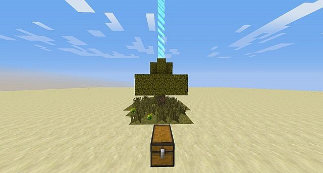 Lightning In Vanilla Minecraft [1.8] Minecraft Project