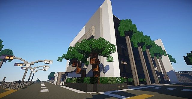 Tipton Hotel Minecraft Project