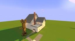 [Homestuck] John Egbert's House. Minecraft Map & Project