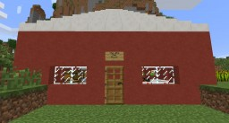 10 Sub Special House Minecraft Map & Project