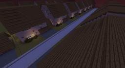 The World Of Harry Potter [Diagon Alley, Privet Drive, The Burrow, Ect...] Minecraft Map & Project
