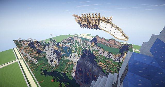 how to find a village in minecraft creative mode