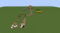 My Flatland base Minecraft Map & Project