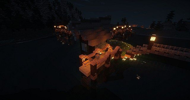 Medieval Fisherman U0026 39 S House  Minecraft Project