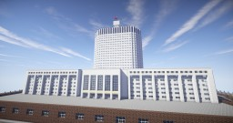 "Russian ""White House"" Minecraft Project"