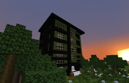 Green Hotel 5* and +9 Apartments -By Deadvine Minecraft Map & Project