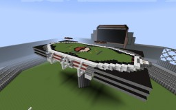 Pokemon Stadium - Super Smash Bros Minecraft