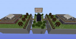 Battle of the sponge without safe zone Minecraft Map & Project
