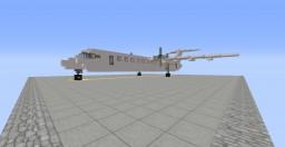 Bombardier Dash 8 Q400 Minecraft Project