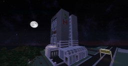 Leafdale Hospital Minecraft Map & Project