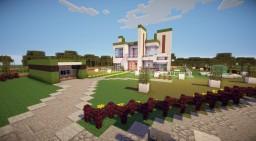 """""""Dark-Eco"""" - Modern House Minecraft"""