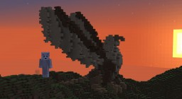 griffin statue Minecraft Project