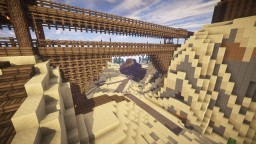 Western City Minecraft Map & Project