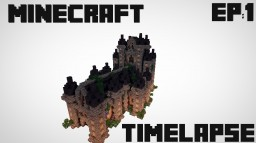 Cathedral timelapse Minecraft