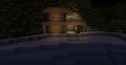 Vacation House Ft. Mr.Craysfish's Furniture Mod Minecraft Map & Project