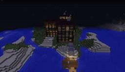 Panda Island Minecraft Map & Project