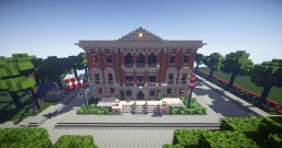 Minecraft - Police Station (World of Keralis) Minecraft Map & Project